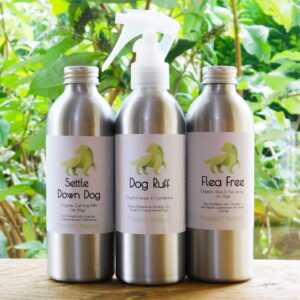 Organic Dog Sprays